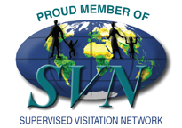 Supervised Visitation Network logo for supervised parenting and custody exchange